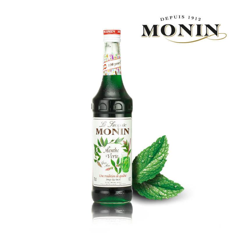 syrup monin b c h menthe 750ml tnt drink. Black Bedroom Furniture Sets. Home Design Ideas
